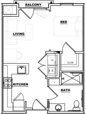 Ashlynn - Floor Plans