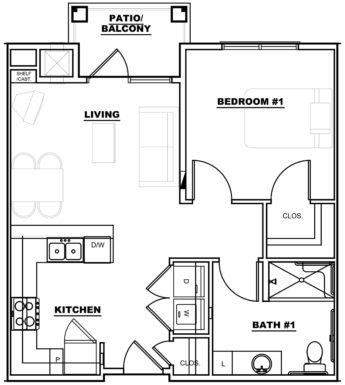 Tyler - Floor Plans