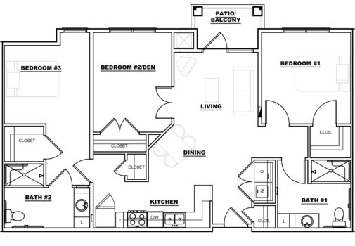 christina - Floor Plans